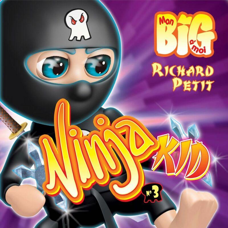 Ninja kid - Tome 3 Tome 3