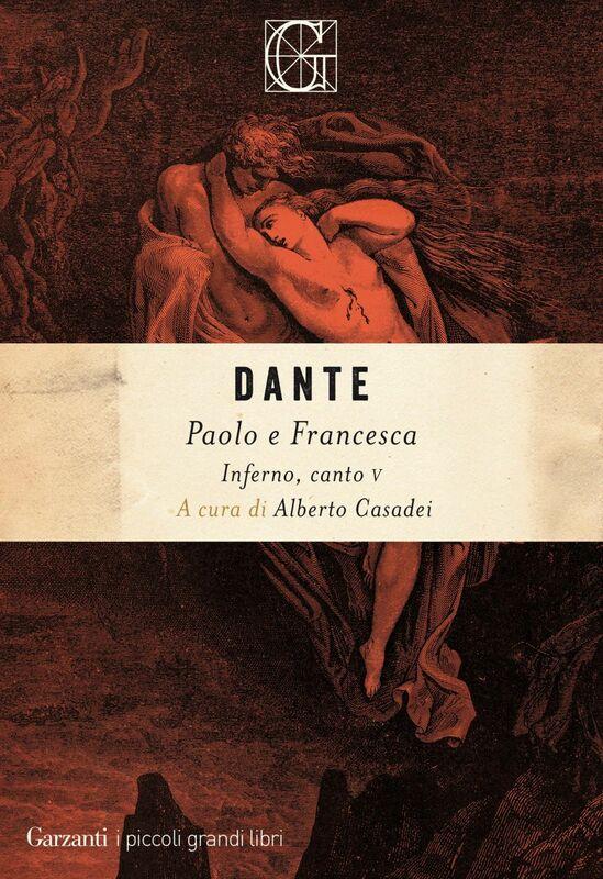Paolo e Francesca Inferno, canto V