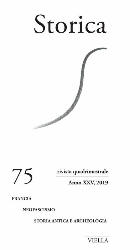 Storica (2019) Vol. 75