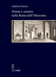 Donne e scienza nella Roma dell'Ottocento