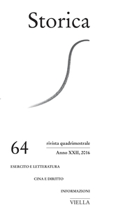Storica (2016) Vol. 64