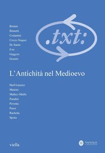 Critica del testo (2019) Vol. 22/3 L'Antichità nel Medioevo