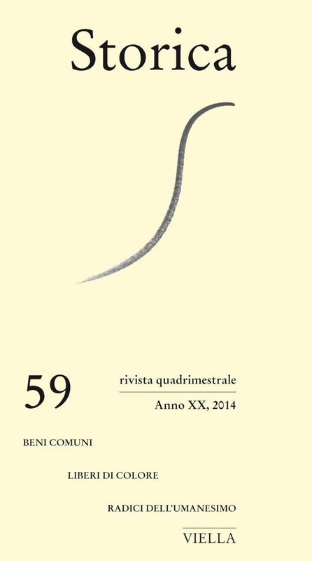 Storica (2014) Vol. 59