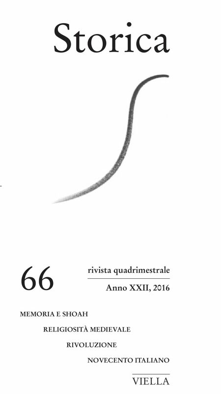 Storica (2016) Vol. 66