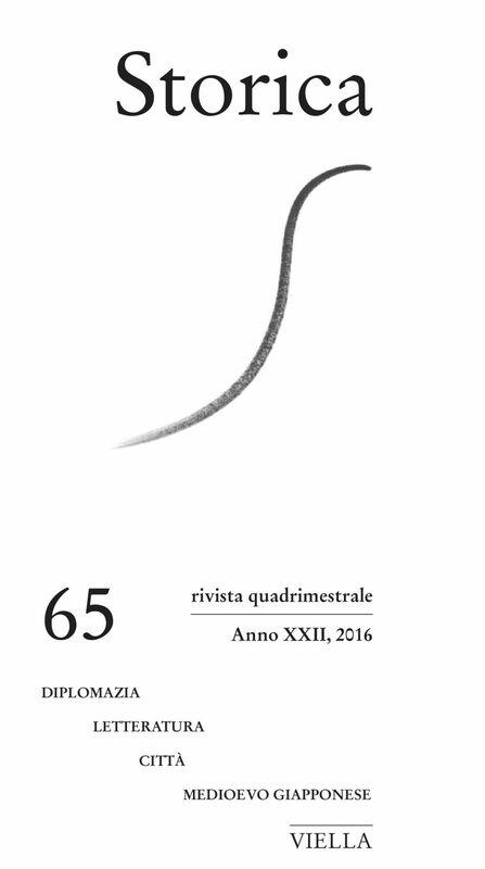Storica (2016) Vol. 65