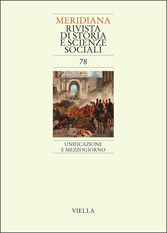 Meridiana 78: Unificazione e Mezzogiorno