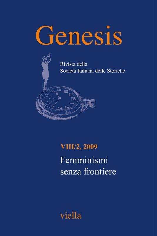 Genesis. Rivista della Società italiana delle storiche (2009) Vol. 8/2 Femminismi senza frontiere