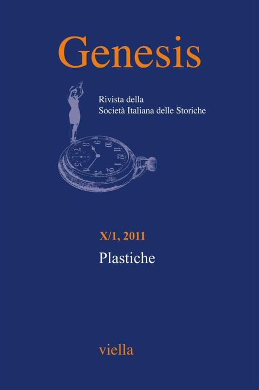 Genesis. Rivista della Società italiana delle storiche (2011) Vol. 10/1 Plastiche