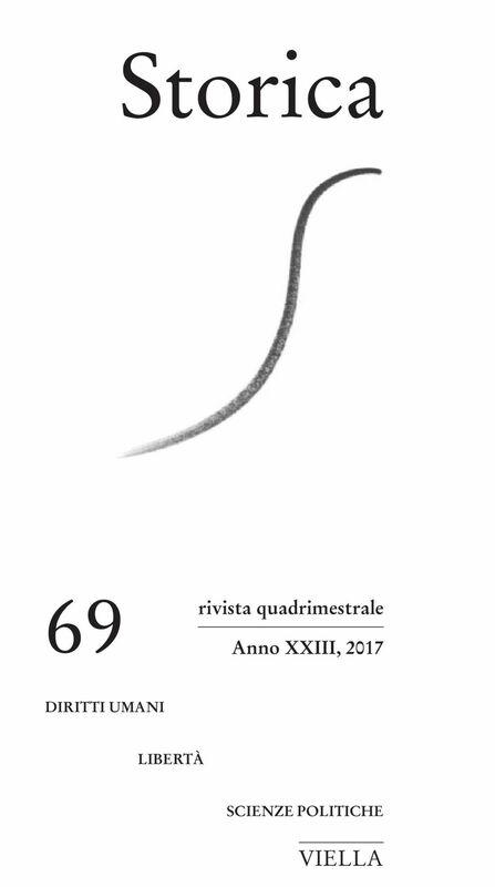 Storica (2017) Vol. 69
