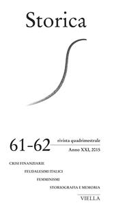 Storica (2015) Vol. 61-62