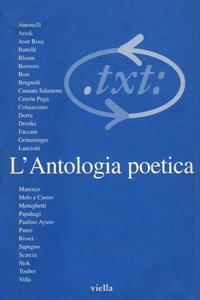 Critica del testo (1999) Vol. 2/1 L'Antologia poetica