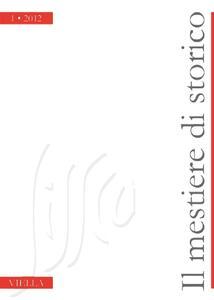 Il mestiere di storico (2012) vol. 1