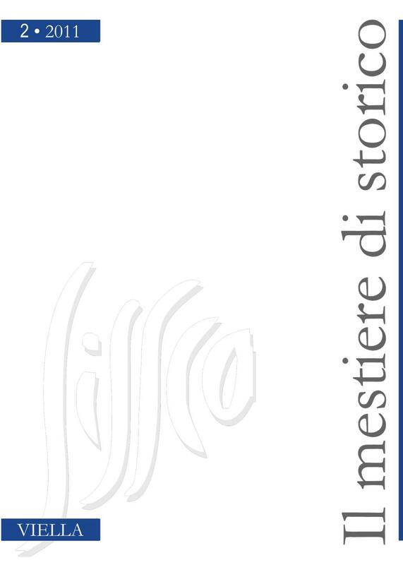 Il mestiere di storico (2011) vol. 2