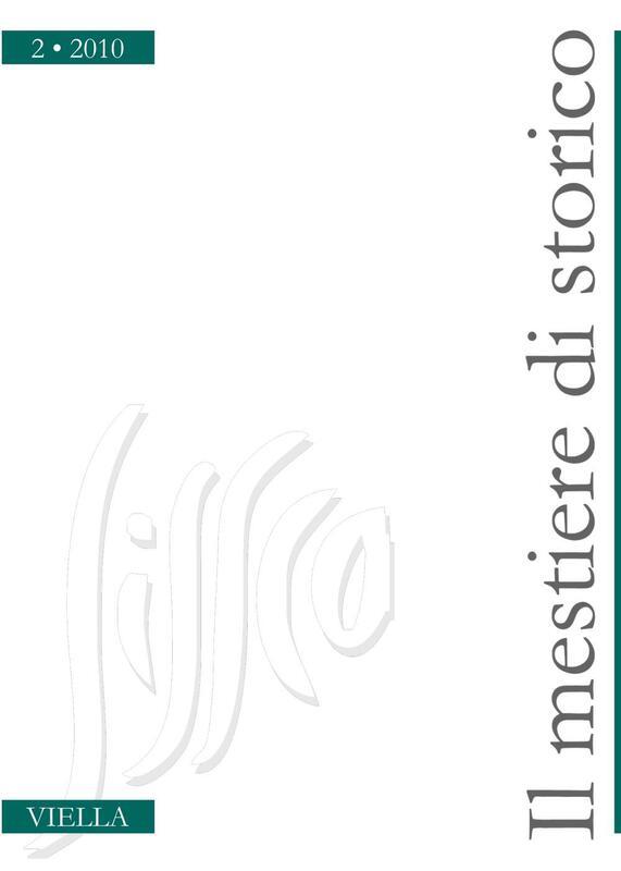 Il mestiere di storico (2010) vol. 2