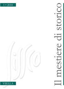 Il mestiere di storico (2010) vol. 1
