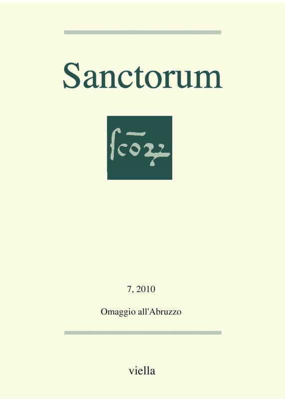 Sanctorum 7: Omaggio all'Abruzzo