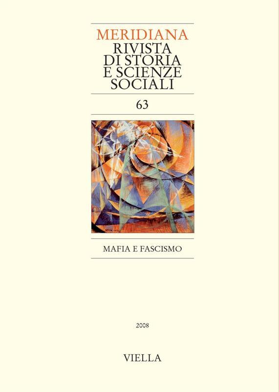 Meridiana 63: Mafia e fascismo