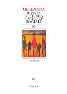 Meridiana 56: Migranti