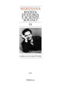 Meridiana 53: Carlo Levi: riletture