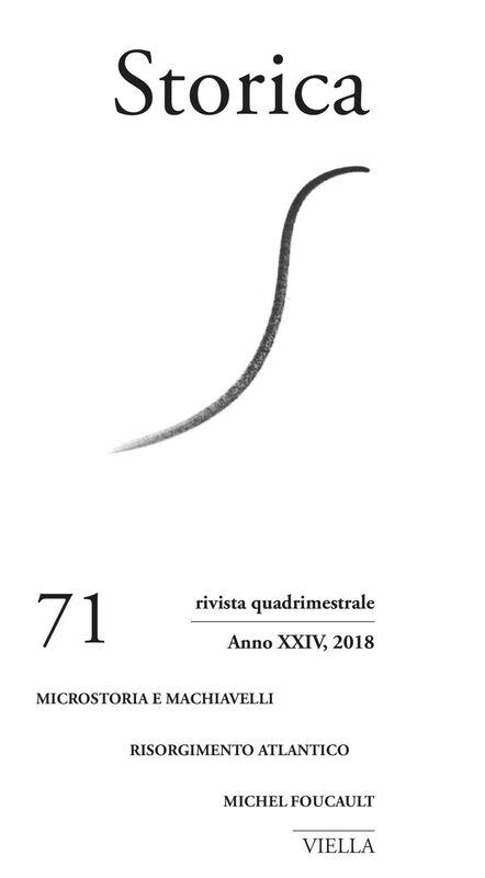 Storica (2018) Vol. 71
