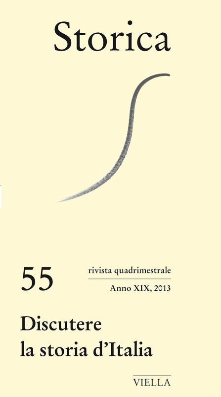 Storica (2013) Vol. 55 Discutere la stroria d'Italia