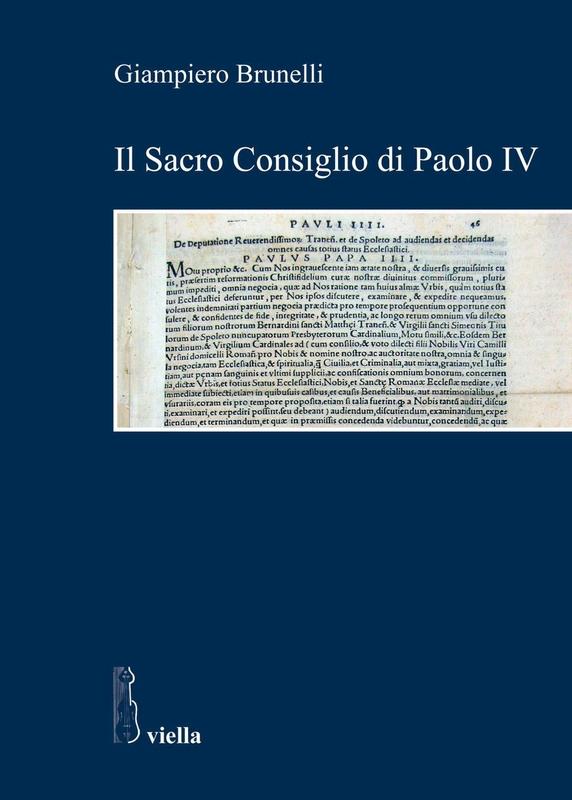 ll Sacro Consiglio di Paolo IV