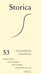 Storica (2012) Vol. 53