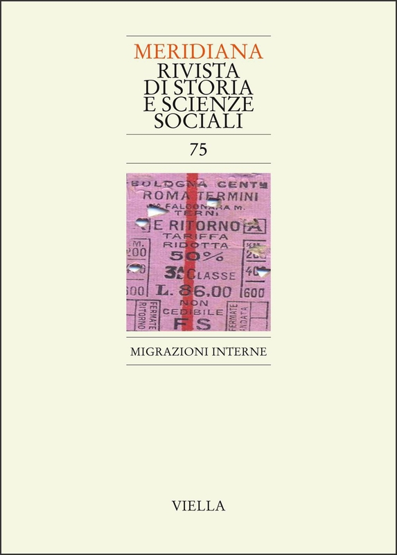 Meridiana 75: Migrazioni interne
