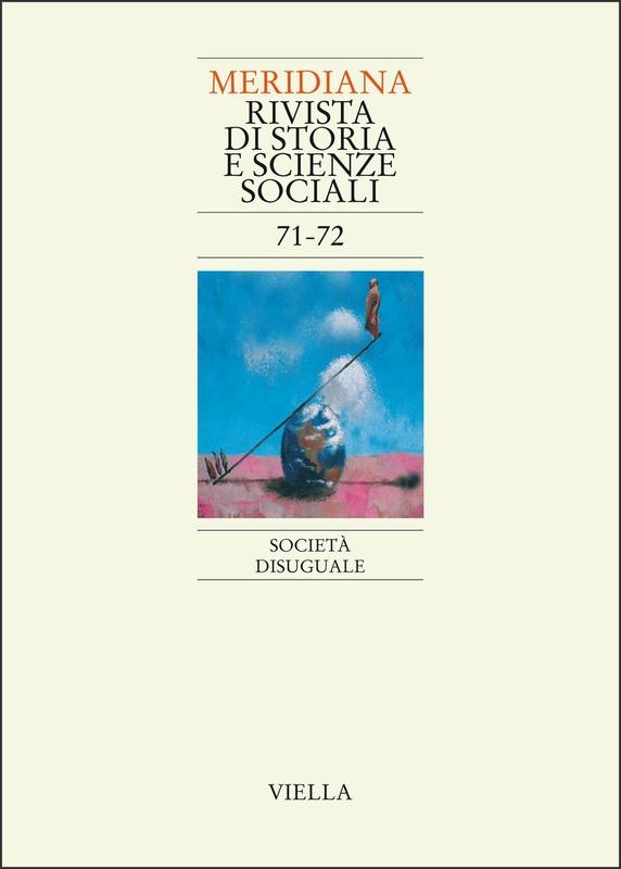 Meridiana 71-72: Società disuguale