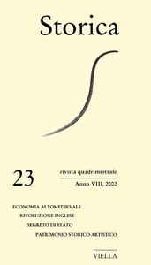 Storica (2002) Vol. 23