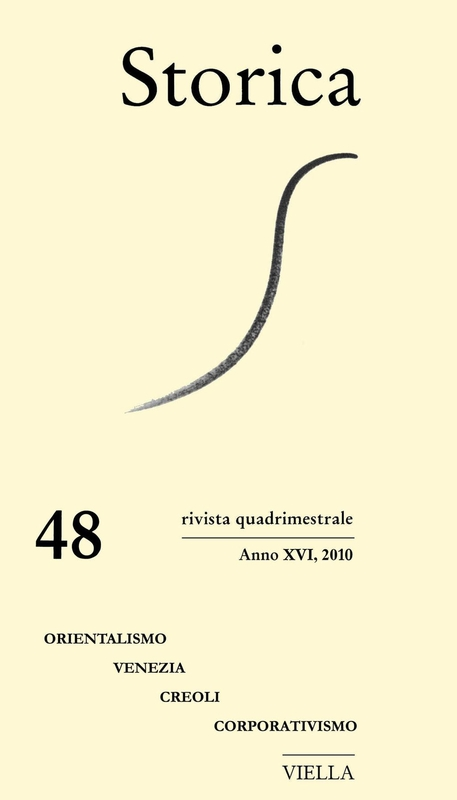 Storica (2010) Vol. 48