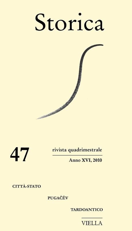 Storica (2010) Vol. 47