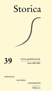 Storica (2007) Vol. 39