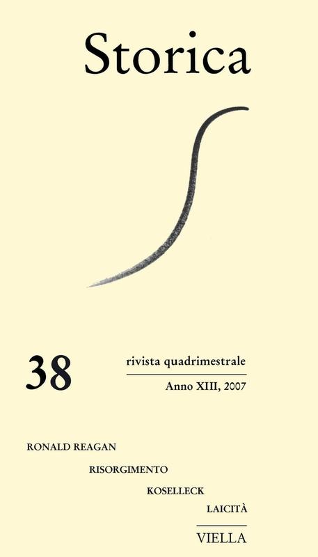 Storica (2007) Vol. 38