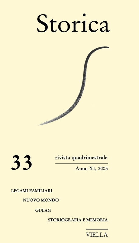 Storica (2005) Vol. 33