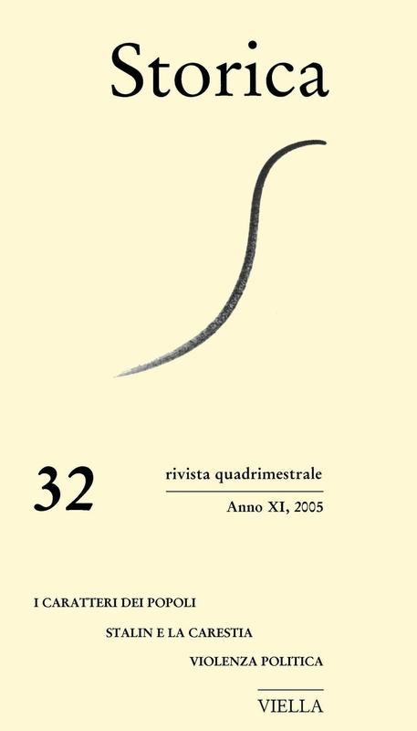 Storica (2005) Vol. 32