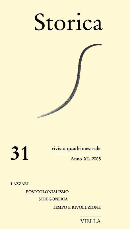 Storica (2005) Vol. 31
