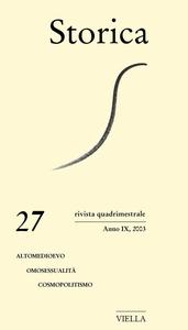 Storica (2003) Vol. 27