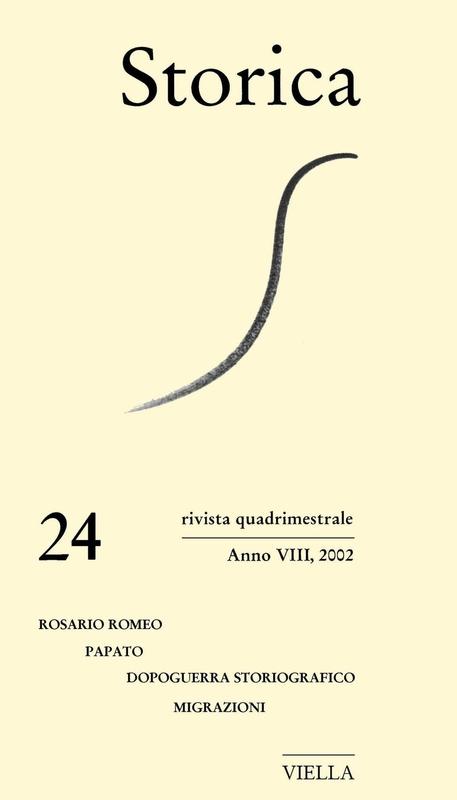 Storica (2002) Vol. 24