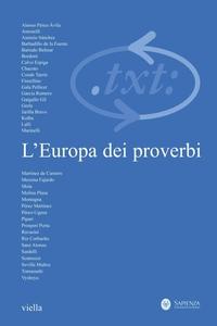 Critica del testo (2008) Vol. 11/1-2 L'Europa dei proverbi