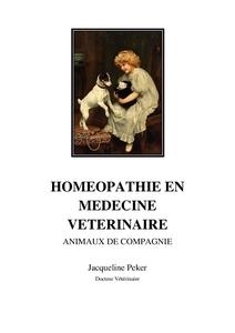 Homéopathie en médecine vétérinaire