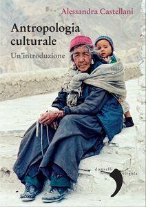 Antropologia culturale Un'introduzione
