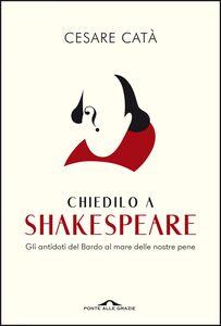 Chiedilo a Shakespeare Gli antidoti del Bardo al mare delle nostre pene