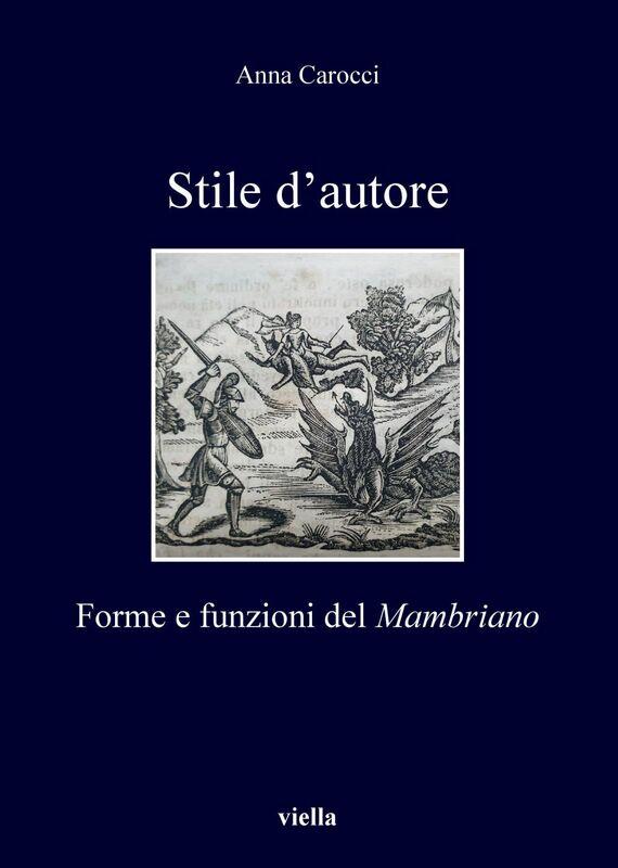 Stile d'autore Forme e funzioni del Mambriano