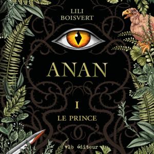 Anan T.1 Le prince
