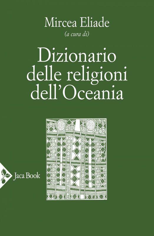 Dizionario delle religioni dell'Oceania