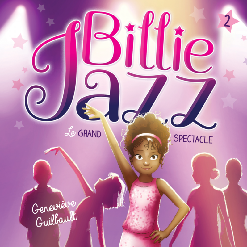 Billie Jazz - Tome 2 Le Grand spectacle