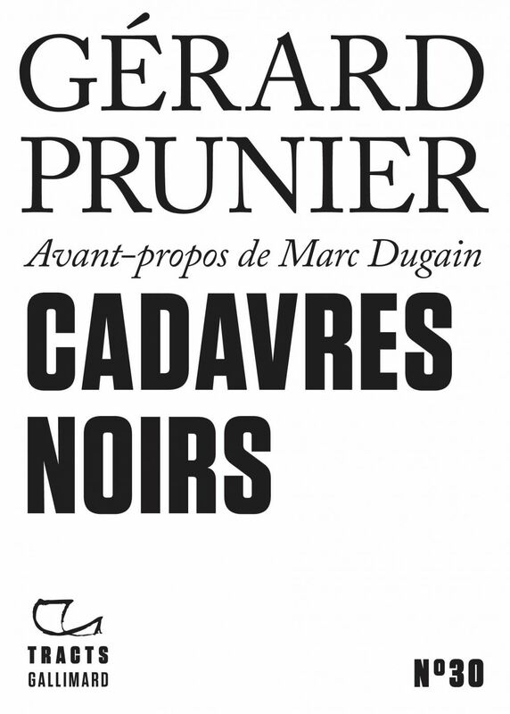 Tracts (N°30) - Cadavres noirs