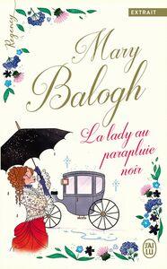 La lady au parapluie noir (extrait gratuit)