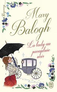 Regency - La lady au parapluie noir